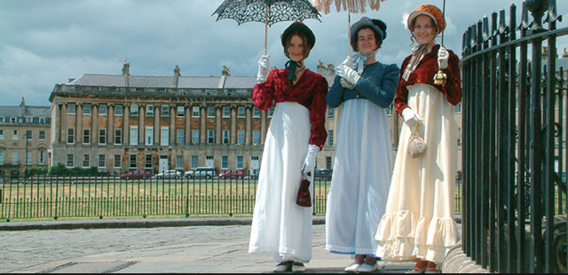 Photo: Courtesy of Jane Austen Festival