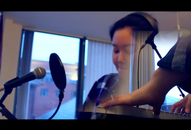 Live at Home #1 Grace Kim – 겨울비(시나위)